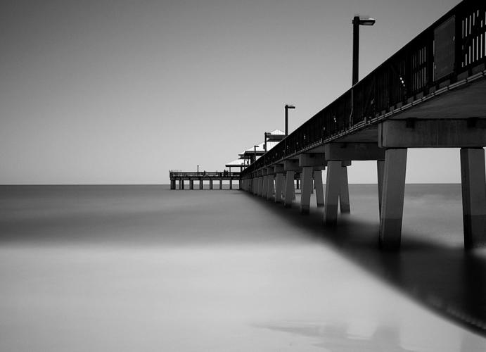 Pier Lines - Shari Brownie